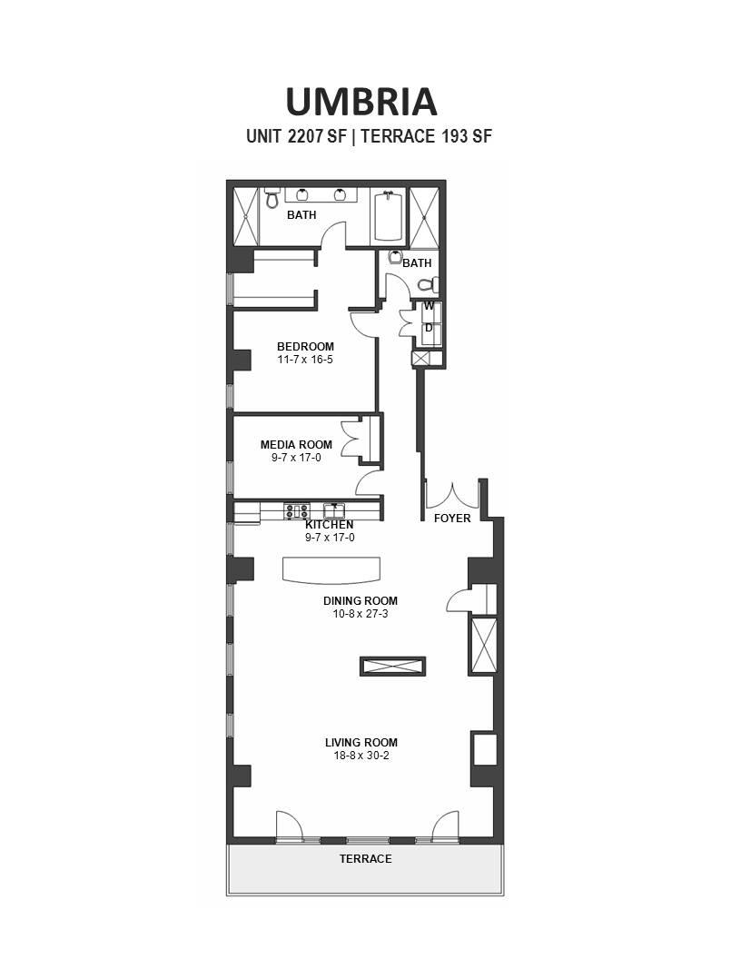 Umbria ivy floor plans minneapolis for Mn home builders floor plans