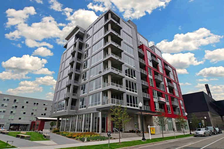 The Zenith Condos For Sale Mill District Minneapolis Condos